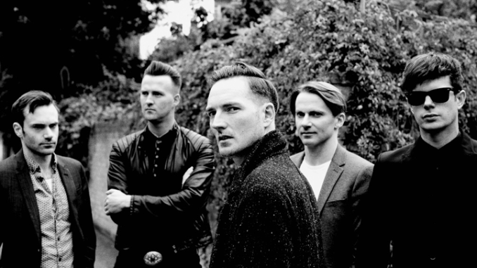TRACK OF THE DAY: THE FEELING - 'Spiralling'