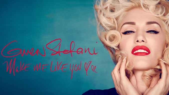 "NEWS: GWEN STEFANI to Create Live Music Video for New Single ""Make Me Like You"""