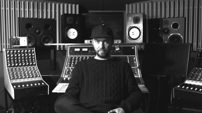 Behind the Mixing Desk #1 - Jim Spencer 1