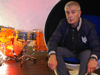 The Fall Ex Drummer, Simon Wolstencroft Publishes Memoirs 'You Can Drum But You Can't Hide'