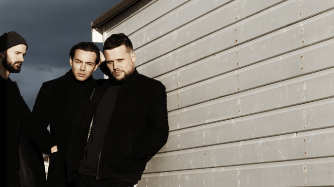 White Lies Announce New Album 'Friends' to be released October 7th - Listen to track
