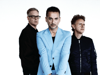 Depeche Mode announce 'Global Spirit Tour' and new album 'Spirit'...