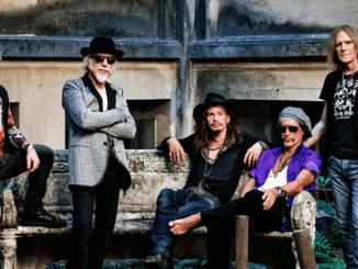 Aerosmith announce a mammoth European tour for next year 2