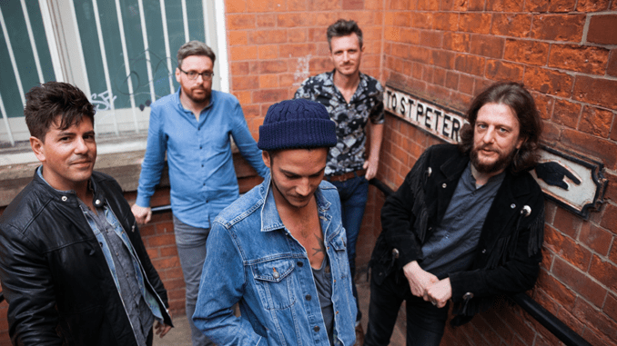 Track of the Day: The Slow Show - 'Ordinary Lives' 2