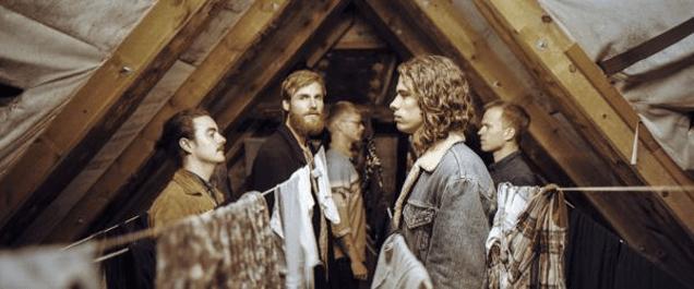 Rainbrother reveal latest single 'Blue'!
