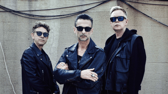 Album Review: Depeche Mode - Spirit