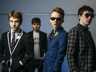 THE STRYPES announce new album 'Spitting Image' - Listen to track