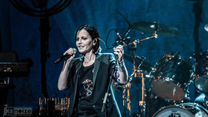 IN FOCUS// THE CRANBERRIES at Belfast's Waterfront Hall 1