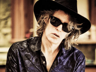 THE WATERBOYS - announce their brand new double album entitled 'Out Of All This Blue' 3