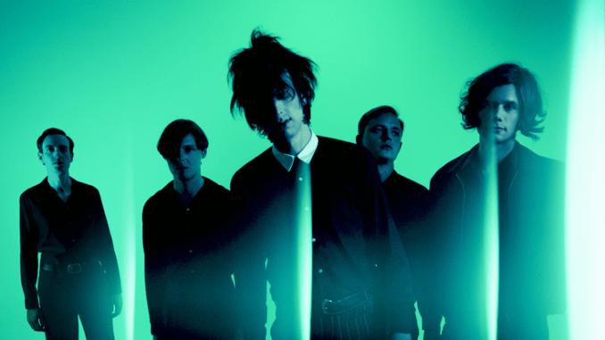 THE HORRORS release their stunningly assertive fifth album 'V' on September 22 + announce UK & Irish tour for October 2017