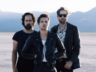 """THE KILLERS - Reveal details for their highly anticipated new album, """"Wonderful Wonderful"""" + live dates"""
