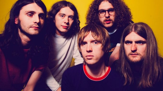 THE VRYLL SOCIETY - Preview Debut LP With Psych Pop Offering 'Shadow Of A Wave'