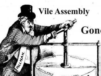 VIDEO PREMIERE: Vile Assembly - 'Gone'