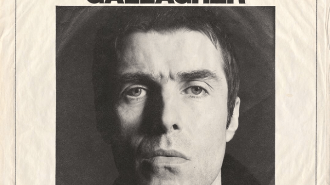 ALBUM REVIEW: Liam Gallagher - 'As You Were'