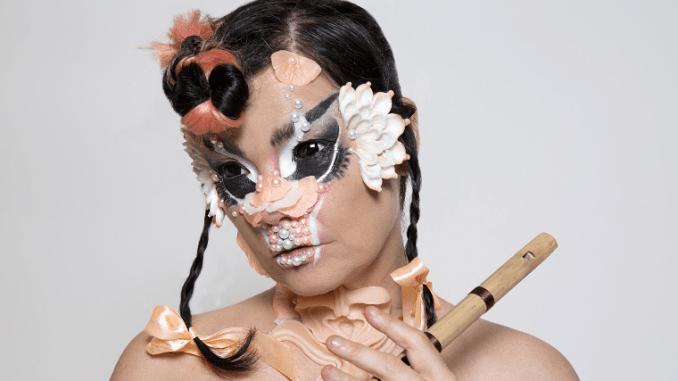 Björk Announces Ninth Studio Album - 'Utopia' 1