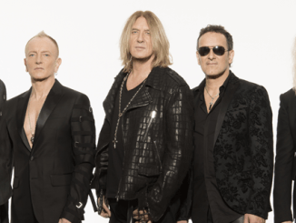 DEF LEPPARD Announced for 2nd December 2018 in The SSE Arena, Belfast