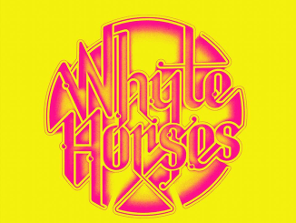 Mancunian psychedelic-pop band WHYTE HORSES release their second album 'Empty Words,' in March
