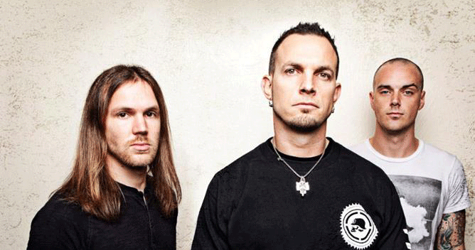 US Metal band TREMONTI Announce Return to Belfast at The Limelight 1 on Monday 02nd July