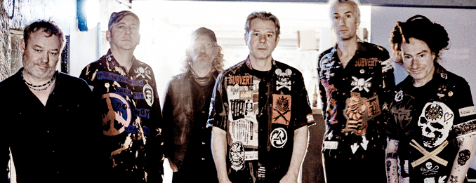 INTERVIEW: Jeremy Cunningham (The Levellers)