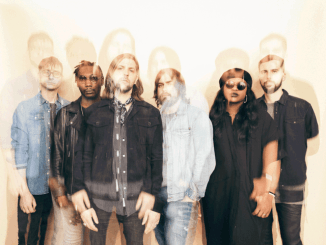 Alt-rockers WELSHLY ARMS Unveil debut album 'No Place Is Home' due 8th June + New track 'Sanctuary' - Listen