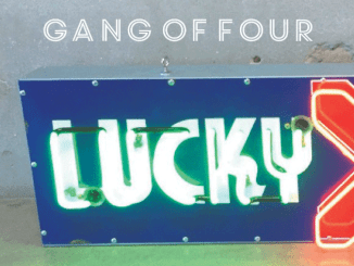 """GANG OF FOUR Announce New EP: 'COMPLICIT' out 20th April  - Listen to New Single """"LUCKY"""""""