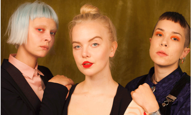 DREAM WIFE Reveal F.U.U. video + Announce The Vaccines support gigs