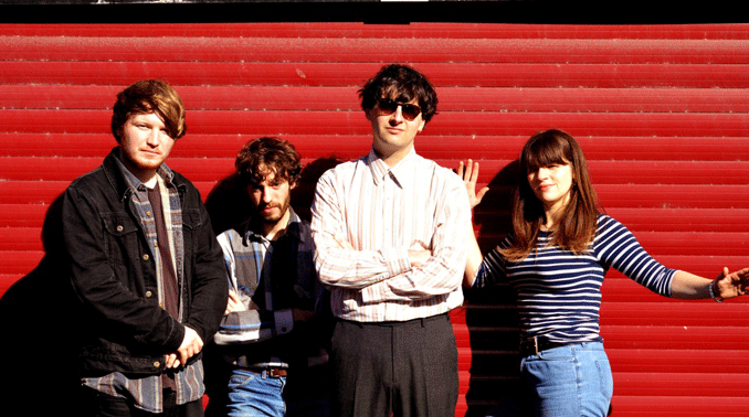 Hooton Tennis Club's next project - SEATBELTS unveil first single, 'Hey, Hey Tiger!' - Listen Now 1