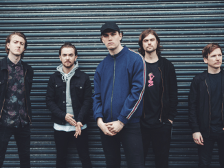 Liverpool five-piece PARIS YOUTH FOUNDATION return with their new single 'The Off Button'