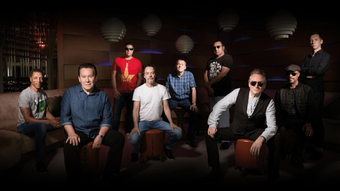 UB40 Announce First New Album In Five Years and 40th Anniversary Tour 1
