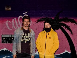 TRACK PREMIERE: Danish alt-rock duo PBSM are back with a new indie rock song 'Struck By Lightning' - Listen Now