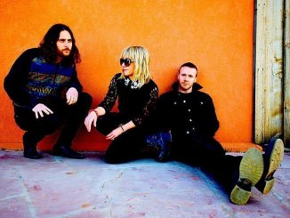 "THE JOY FORMIDABLE announce new album ""AAARTH"" + share new single ""The Wrong Side"" 1"