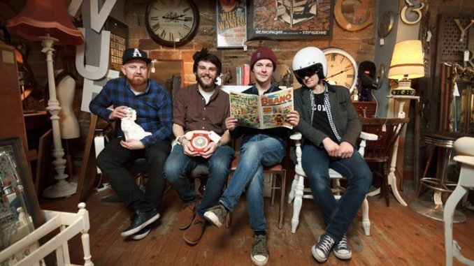 VIDEO PREMIERE: Uncomely - 'Fun Times' - Watch Now