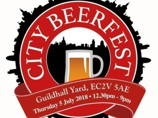 LIVE REVIEW: City Beerfest 2018, Guildhall Yard, London