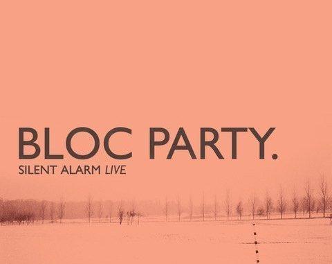 BLOC PARTY announce Silent Alarm Live album + intimate tour warm up show in Leeds next month