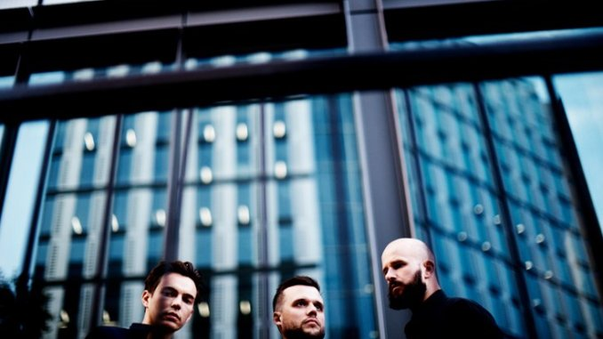 """WHITE LIES share """"Believe It"""", from upcoming new album, Five 1"""