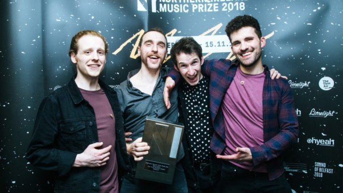 The Wood Burning Savages, ROE and Kitt Philippa triumph at the Northern Ireland Music Awards 2018 1