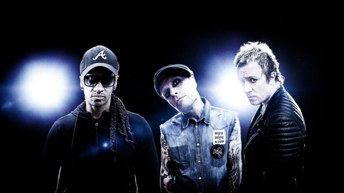 THE PRODIGY release new single 'TIMEBOMB ZONE' today, taken from band's seventh straight No.1 album 'NO TOURISTS'