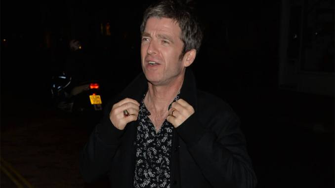 """NOEL GALLAGHER expected being a solo artist to be """"hard work"""""""