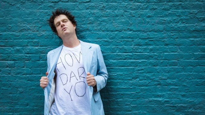 DICK VALENTINE (Electric Six) Announces FREE Belfast show at Katy's Bar on Saturday May 4th 2019