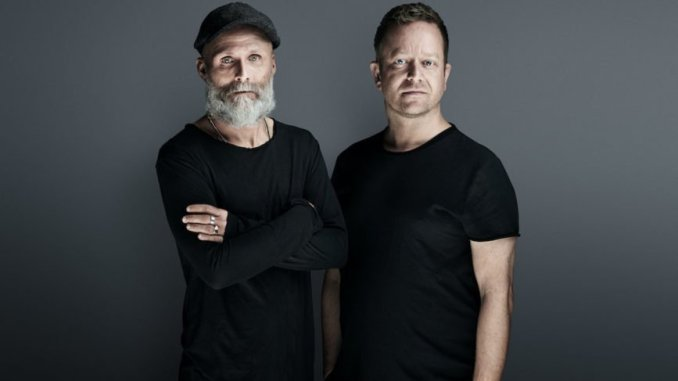 PREMIERE: Danish synth kings SPARKLING contemplate inner life in 'Fractions' video - Watch Now 1