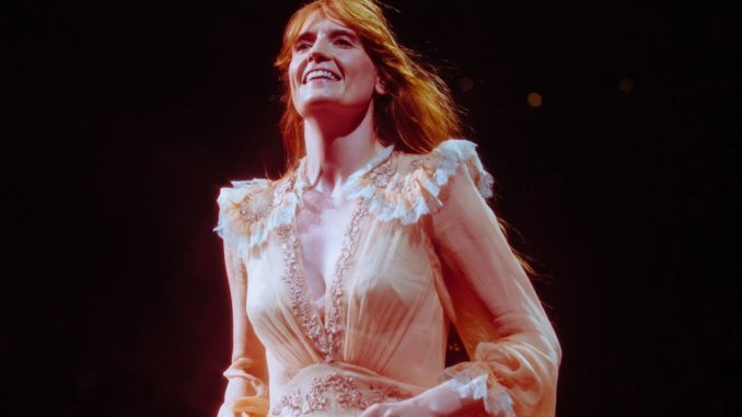 Florence + the Machine breaks global Shazam record for Game of Thrones song, 'Jenny of Oldstones' - Listen Now 2