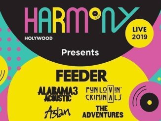 Feeder, Alabama 3, Aslan + Fun Lovin' Criminals join line-up for HARMONY LIVE 2019 1