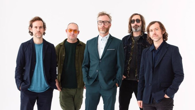 THE NATIONAL Announce December UK Tour Dates