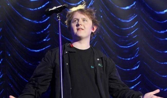 LEWIS CAPALDI nearly didn't bother finishing 'Someone You Loved'