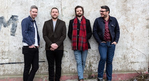 THE FUTUREHEADS Announce'Powers' their first electric album in a decade 2