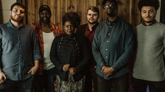 Manchester's NGUVU Ft Julie E Gordon Release New EP 'Julie' - Listen to track