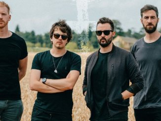 Irish four piece KEYWEST announce headline Belfast show on Thursday 17th October 2019 at The Limelight 2 1