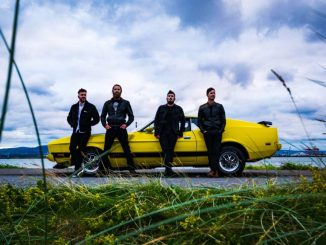 Dublin four-piece THE RIPTIDE MOVEMENT announce headline Belfast show at The Limelight 2, Friday 25th October 2019