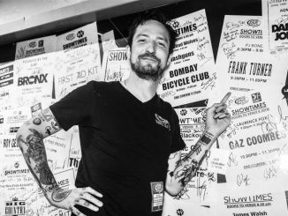 IN FOCUS// Frank Turner @ King Tut's Wah Wah Hut, Glasgow, Scotland 11