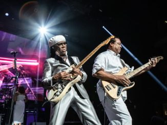 LIVE REVIEW: Nile Rodgers & CHIC, Royal Festival Hall, Southbank Centre, London 1